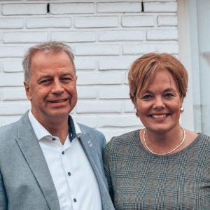 Raymond en Dineke Dijkers
